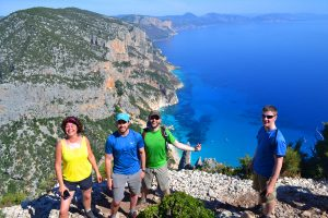 Hiking and Rock Climbing the Selvaggio Blu, Sardinia
