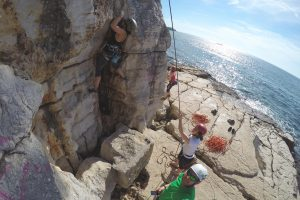 3 Country Rock Climbing
